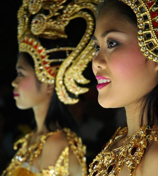 Женщины Таиланда